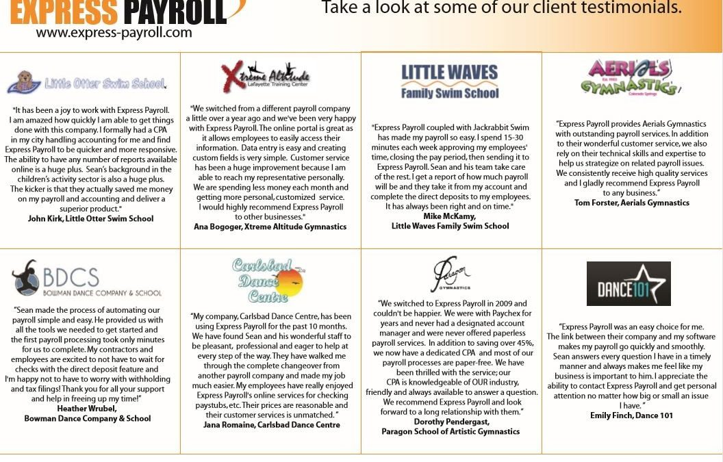 Best Westborough Payroll Service | We Charge a Dollar for the First Month